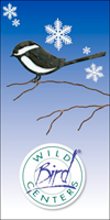 Wild Bird Center Flash Banner Ad